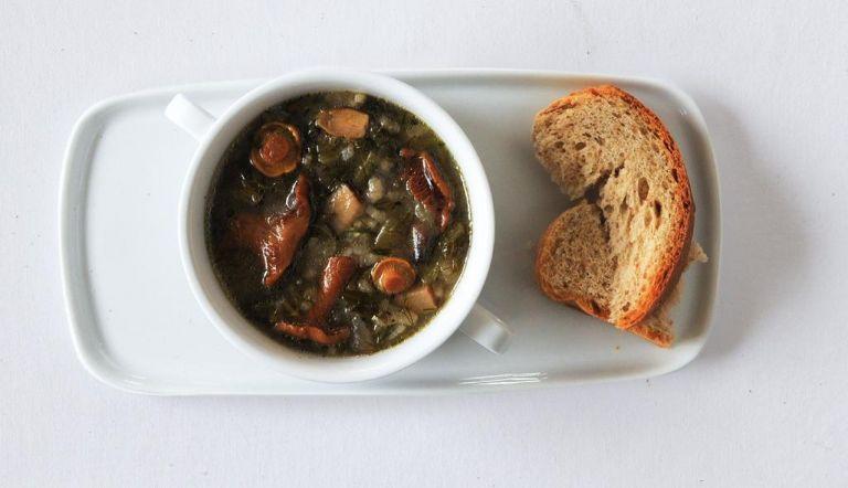 Η ΠΡΟΤΑΣΗ ΤΗΣ ΗΜΕΡΑΣ Χορτοφαγική µαγειρίτσα µε µανιτάρια | tovima.gr